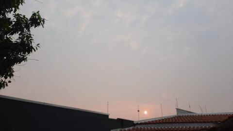 6ª-feira será quente, possível chuva amanhã e tempestade na Capital