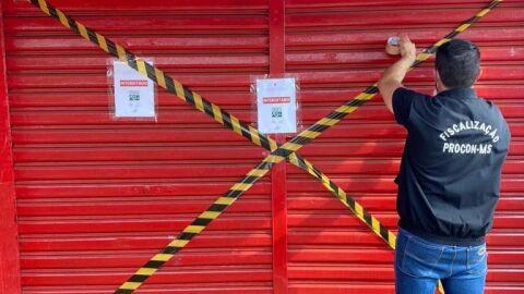Centro de Formação de Condutores tem atividades suspensas por irregularidades