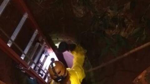 Mulher encontrada em poço foi morta pelo próprio marido