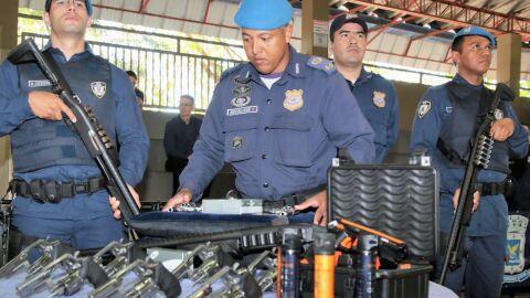 Prefeitura convoca 32 guardas para fazer curso de uso de calibre 12 na Capital
