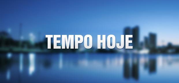 Campo Grande pode ter chuva, de tarde e noite, e máxima de 30°C