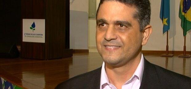 José João Fonseca, presidente da Águas Guariroba