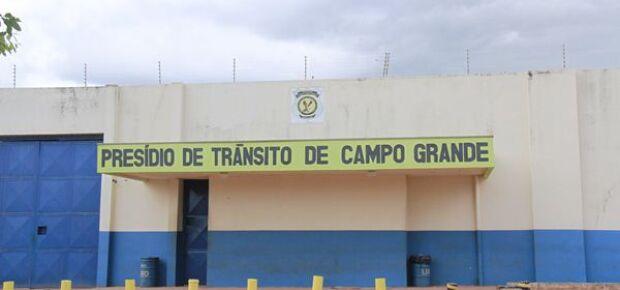 Com apenas 7 agentes penitenciários, interno foge a pé do Presídio de Trânsito