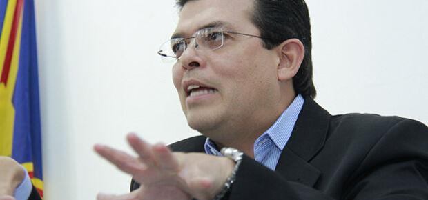 Prefeito Gilmar Olarte/Foto: Wanderson Lara