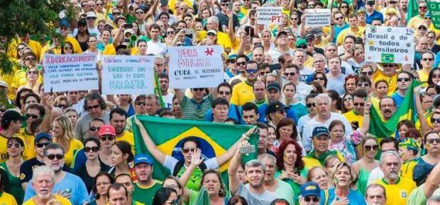 Nossa Nação Brasil, não acredita nesse país Brasil de vossas excelências
