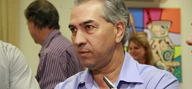 Governador Reinaldo Azambuja (PSDB)/Foto: Wanderson Lara