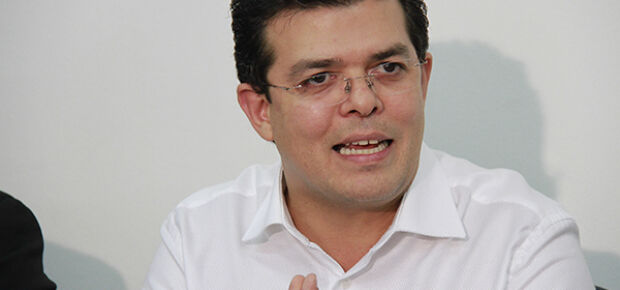 Prefeito Gilmar Olarte/Foto: Wanderson