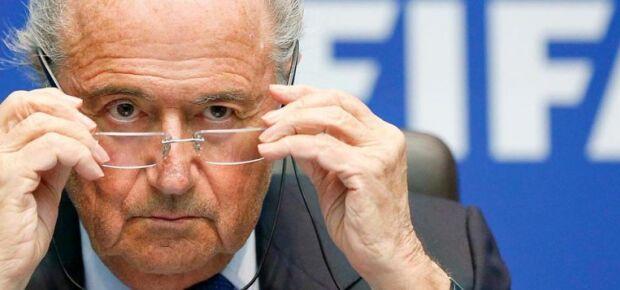 Blatter: Ação dos EUA contra a Fifa é