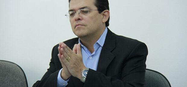 Prefeito Gilmar Olarte - Foto: Wanderson Lara