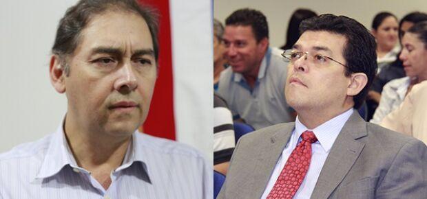Ex-prefeito Alcides Bernal foi cassado em março de 2014 quando Gilmar Olarte assumiu seu lugar