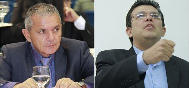 Airton Saraiva e Gilmar Olarte.