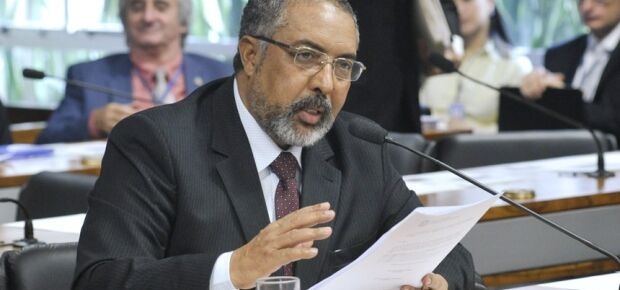 Senador Paulo Paim (PT-RS) // Foto: Geraldo Magela/Agência Senado