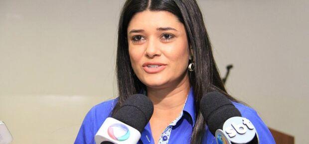 Para vice-governadora é importante haver um pacto federativo para reduzir criminalidade na região de fronteira. Foto: Divulgação