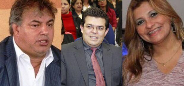 Gilmar Olarte e Alceu Bueno.