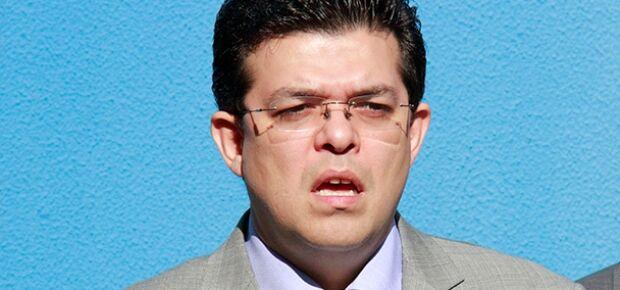 Ex-prefeito Gilmar Olarte.