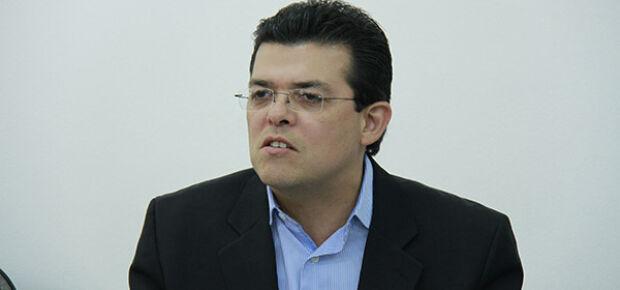 Prefeito afastado Gilmar Olarte/Foto: Wanderson Lara