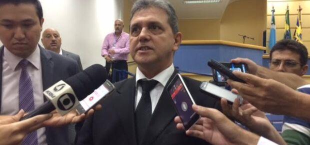 """Como presidente, João Rocha propõe """"bandeira branca"""" sobre conflitos com Bernal"""