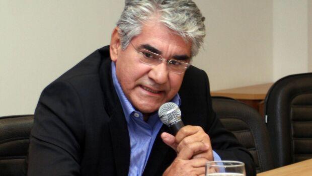 Ex-secret�rio Jo�o Antonio de Marco/Foto: C�mara MS