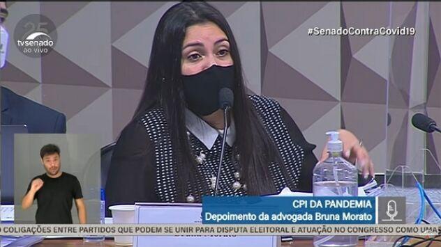 AO VIVO: Médicos ameaçados pela Prevent são defendidos por advogada na CPI