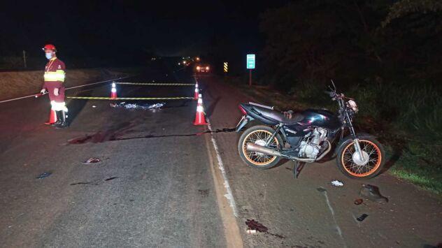 """Pedestre 'não identificado' morre atropelado na BR-163; """"Tatuado com cruz e nome Jesus"""""""