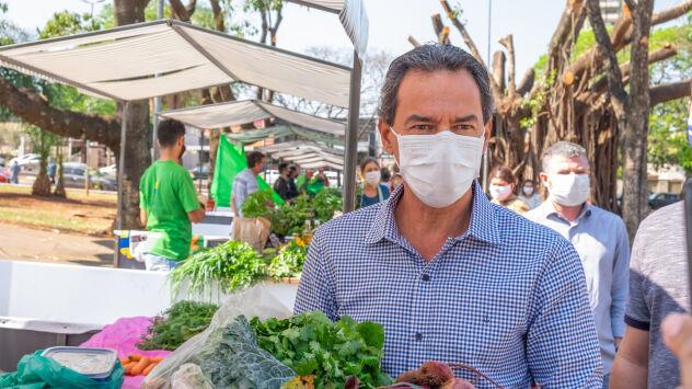 Marquinhos diz que fará programa de incentivo a cadeia produtiva e a agricultura familiar