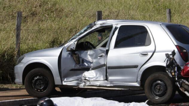 Mototista que causou acidente que matou militar do exército é preso em flagrante