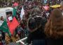 Manifestação fecha Avenida em ato de protesto contra corte na educação