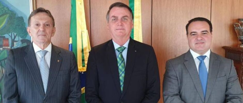 Major da PM assume como ministro da Secretaria-Geral da Presidência