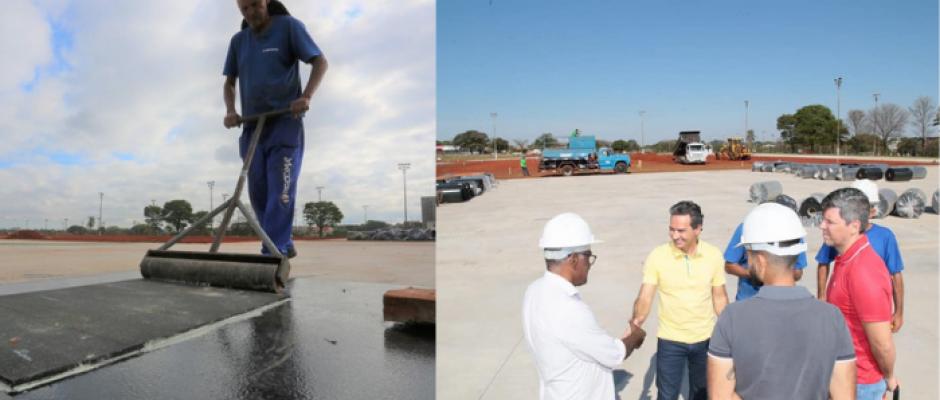 Após cinco anos projeto de reforma sai do papel e entregará R$ 8,5 milhões em obras