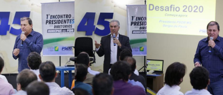 PSDB-MS quer manter hegemonia sem sacrificar aliados