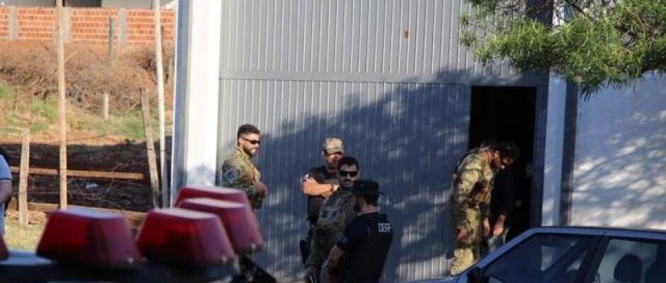 Seis cidades e um distrito são alvos de Operação da Polícia Civil em MS