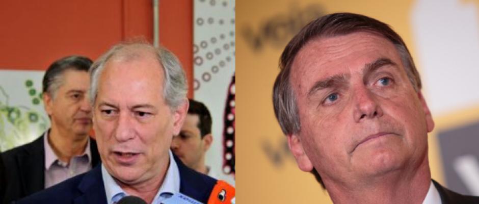 Em Campo Grande, Ciro Gomes chama Bolsonaro de