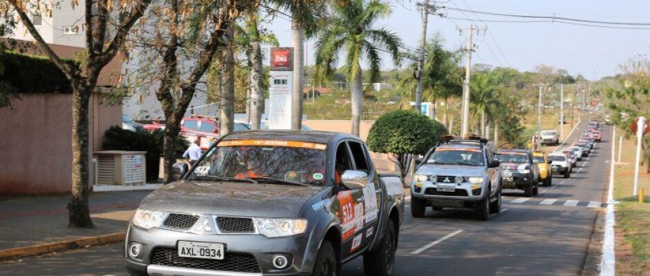 Rally do Serões tem show musical e ação social em Campo Grande
