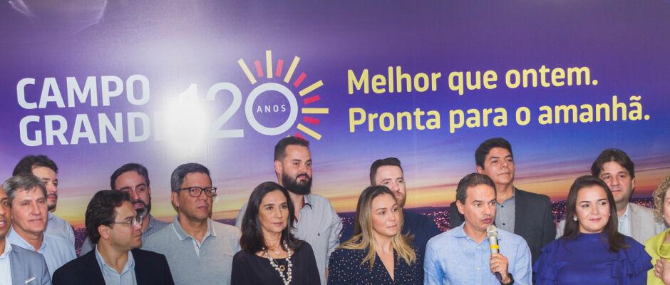 Marquinhos tem 86% de aprovação dos campo-grandenses, revela pesquisa