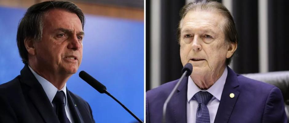 Crise aumenta após suposta gravação de Bolsonaro pedindo derrubada de líder do PSL