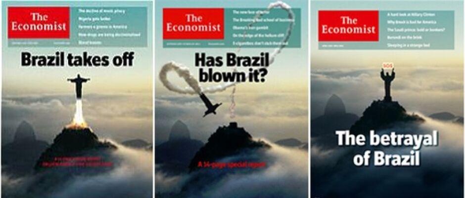 Revista britânica questiona: