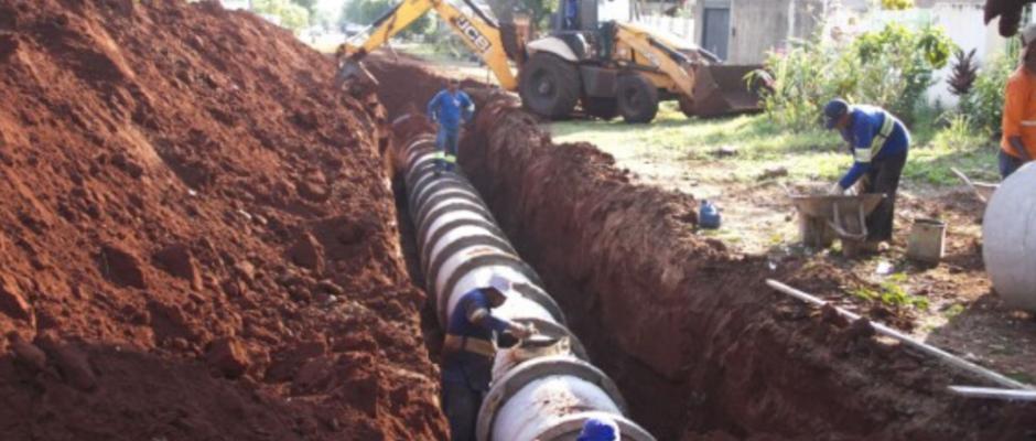Prefeitura conclui licitação e obras no Santa Luzia e Vila Nasser serão retomadas