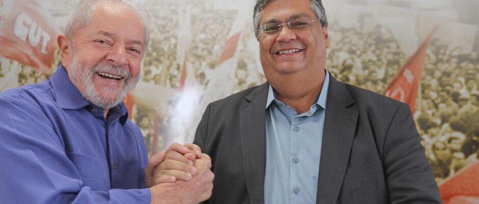 Lula nega convite à Flávio Dino: 'tenho profundo respeito pelo PCdoB'