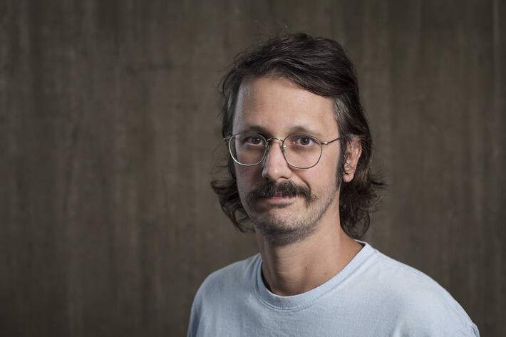 O ator e comediante Daniel Furlan