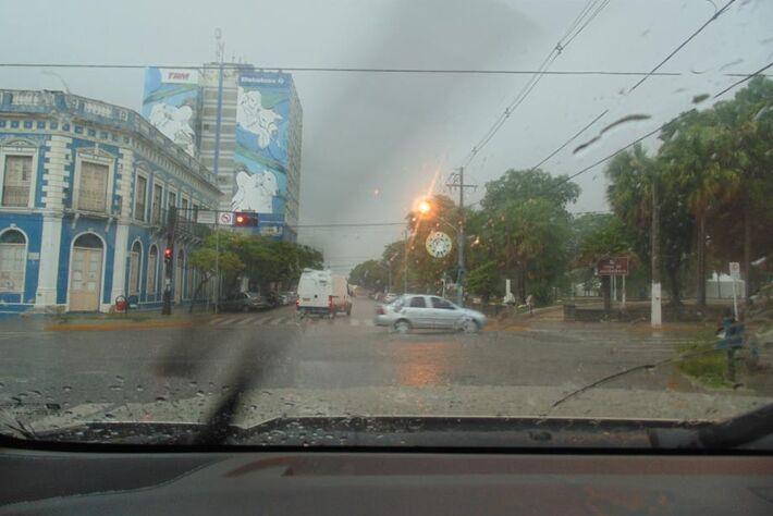 A cidade de Corumbá