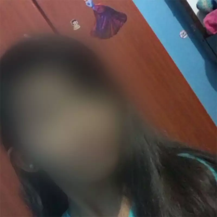 A menina foi internada no dia 16 e a morte encefálica foi declarada ontem