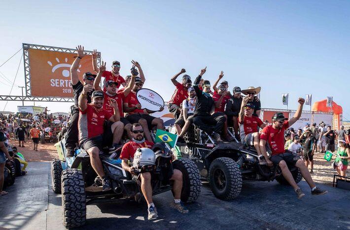 Imagem do Rally dos Sertões 2019