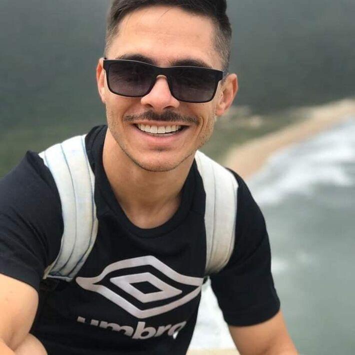 Esse é Emerson dos Santos, desaparecido desde a última 6ª-feira (13.nov)