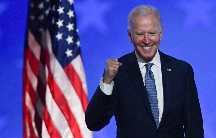 Candidato democrata à Casa Branca, Joe Biden