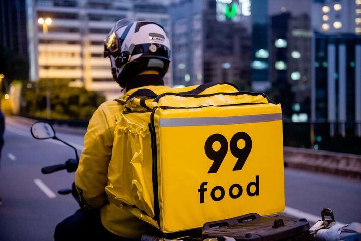 99Food é novo aplicativo de entregas de comida que chega à Capital