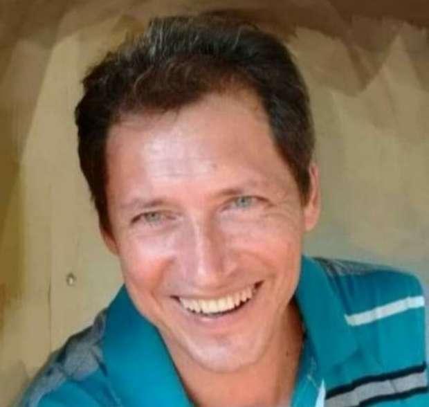 Chargista Marco Antônio Rosa Borges