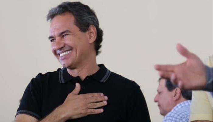 Esse é Marquinhos Trad (PSD), atual prefeito de Campo Grande, reeleito em 2020