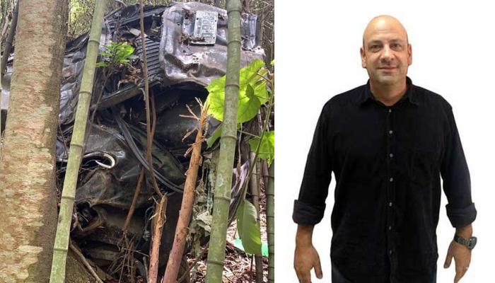 Giuliano Ricca, produtor cultural que está desaparecido há 6 anos