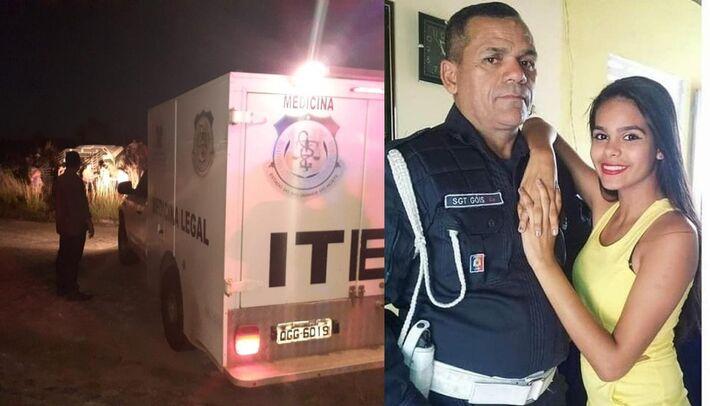 Casal morreu em acidente na BR-226, em Macaíba, na Grande Natal  Foto Juliane BarretoInter TV Cabugi