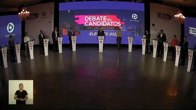 O debate realizado na noite desta 6ª-feira pela RBTV